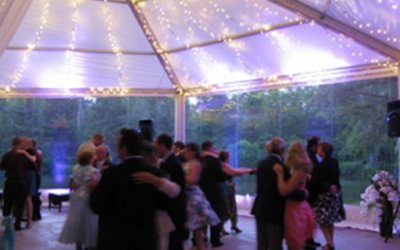 3 aspects to watch for in an Outdoor Tented Wedding Venue